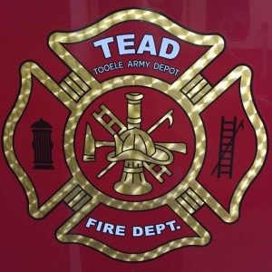 Tooele Army Depot Fire Dept